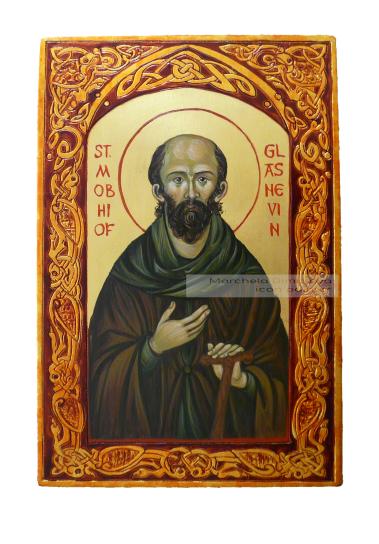 St Mobhi Glasnevin or St Mobhí Clárainech   Marchela Dimitrova